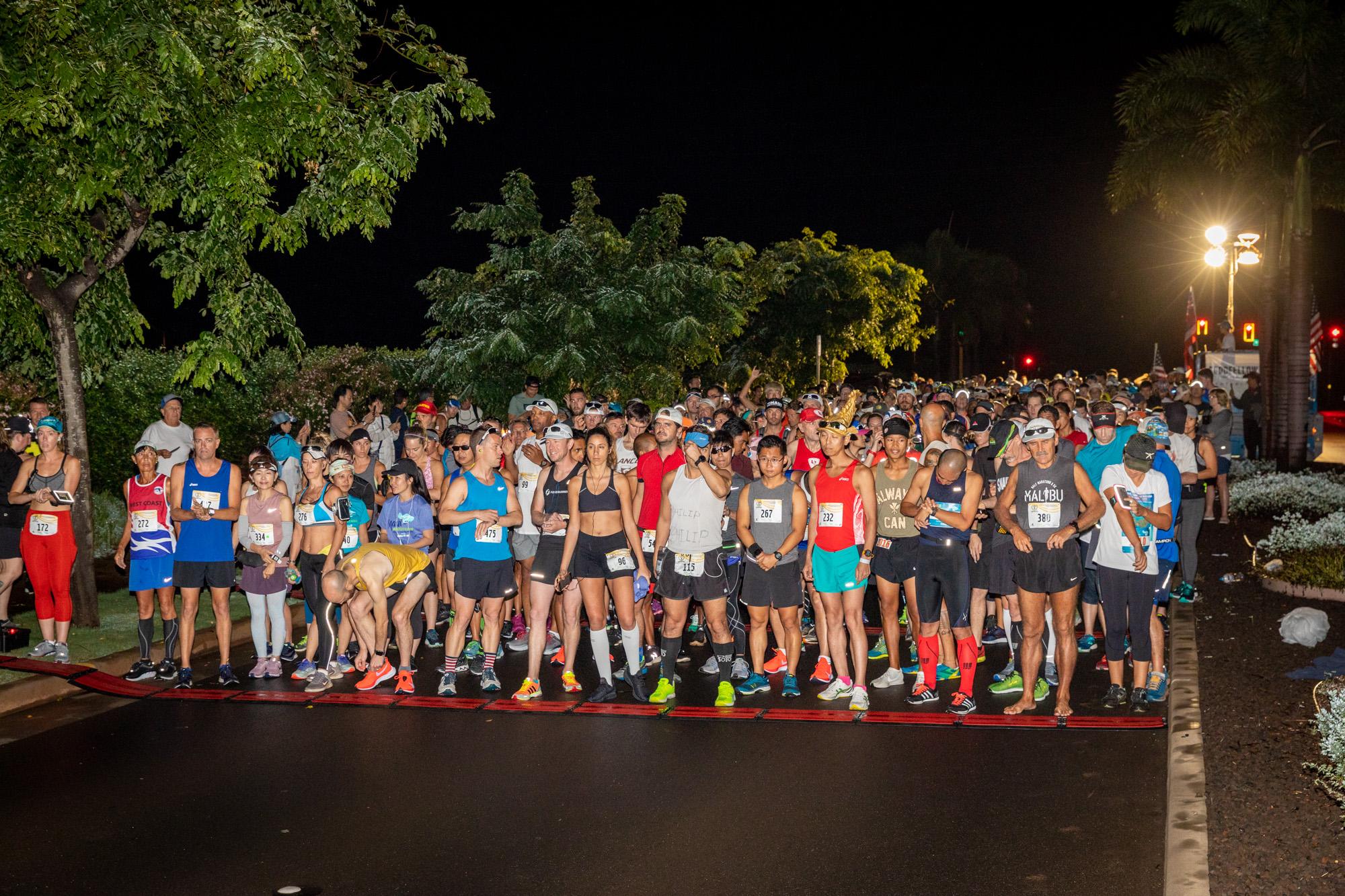 Maui Marathon Half Marathon Maui Marathon Hawaii
